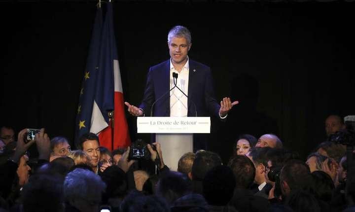 Laurent Wauquiez, noul lider al dreptei franceze
