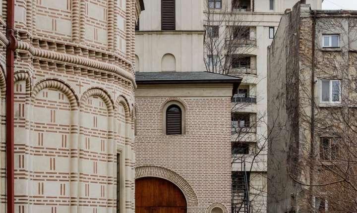 Biserica Mihai Voda, Bucuresti