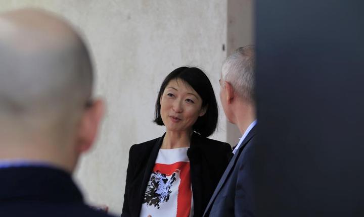 Ministrul Culturii din Franța, Fleur Pellerin