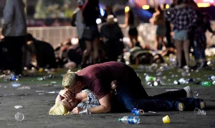 Las Vegas, 2 octombrie 2017...