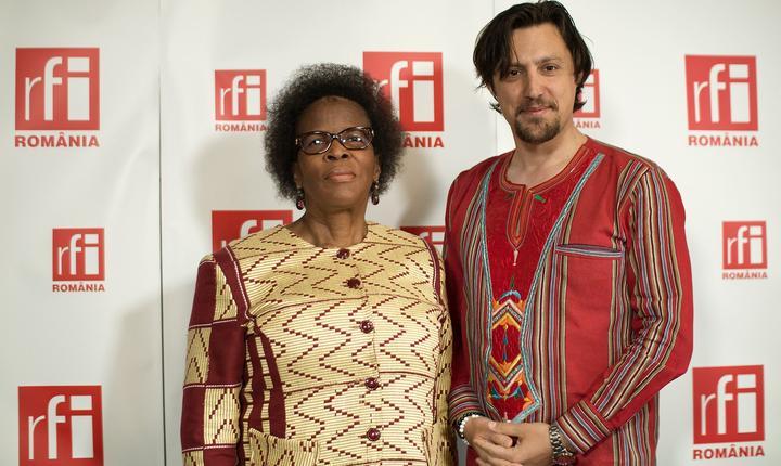 Thenjiwe Mtintso Ethel si Dan Pavel
