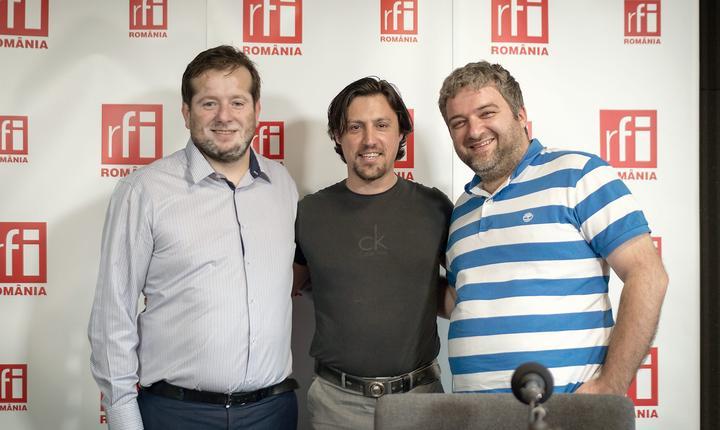 Ion Catutoiu, Dan Pavel si Vlad Vlasceanu