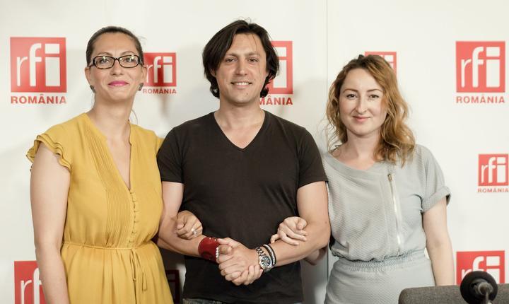 Cristiana Precup, Dan Pavel și Karina Stăniloiu