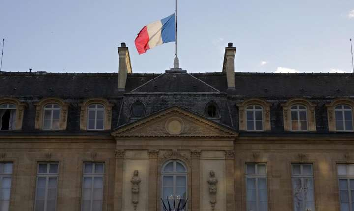 Palatul Elysée, sediul presedintiei franceze