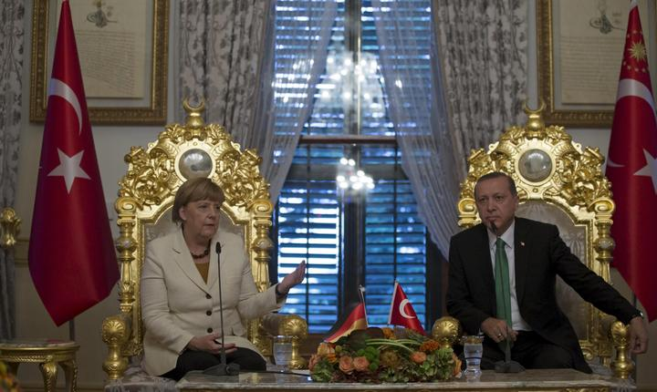 Foto: REUTERS/Tolga Bozoglu/Pool