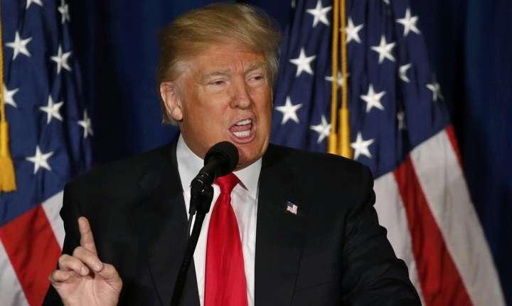 """Donald Trump: """"America înainte de toate"""""""