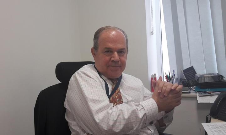 Dr Jonathan Eyal (RUSI)