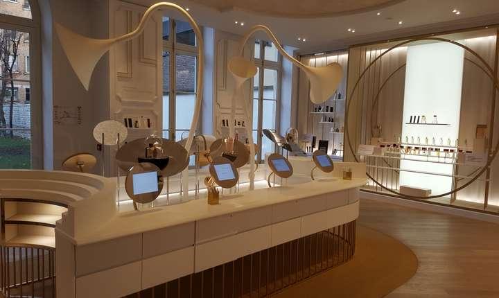 Magazinul Marelui muzeu al parfumului