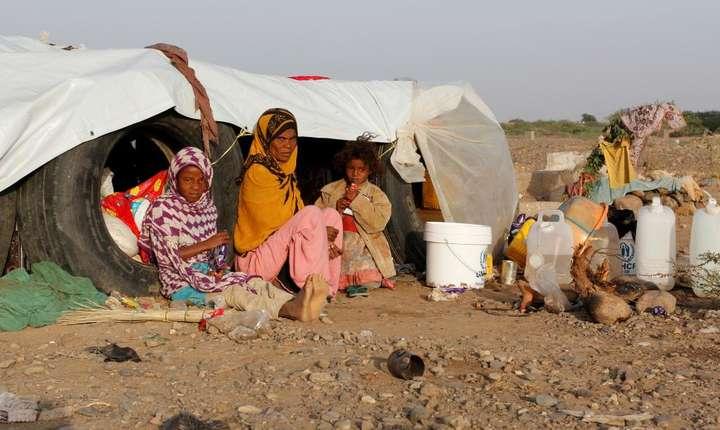 Civilii, primele victime ale conflictului din Yemen