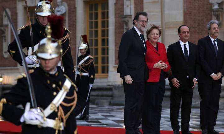 Mini-summit european la Versailles pe 6 martie 2017