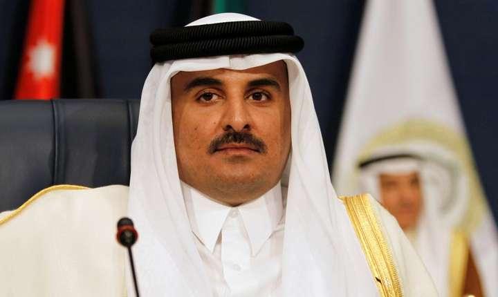 Qatar, şeicul Tamim Ben Hamad Al-Thani