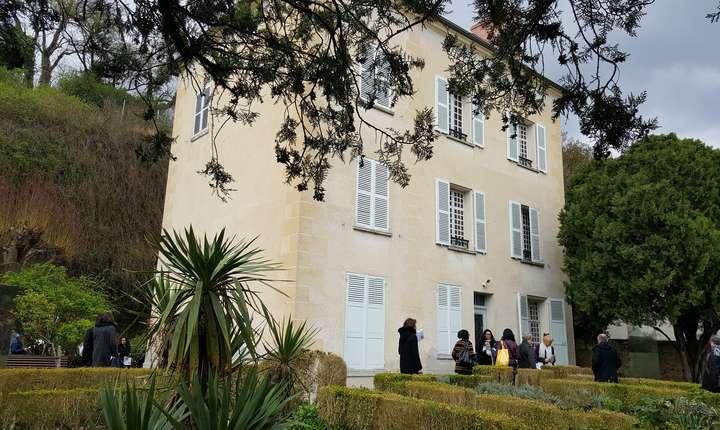 Casa-muzeu a doctorului Gachet de la Auvers-sur-Oise