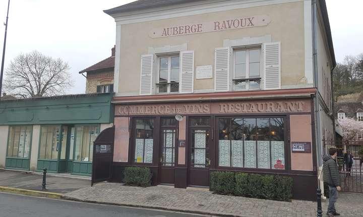 """Auberge Ravoux sau """"Casa lui Van Gogh"""", ultimul domiciliu al marelui pictor la Auvers-sur-Oise"""