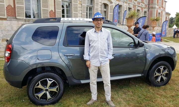 Yves Caracatzanis, PDG-ul Dacia