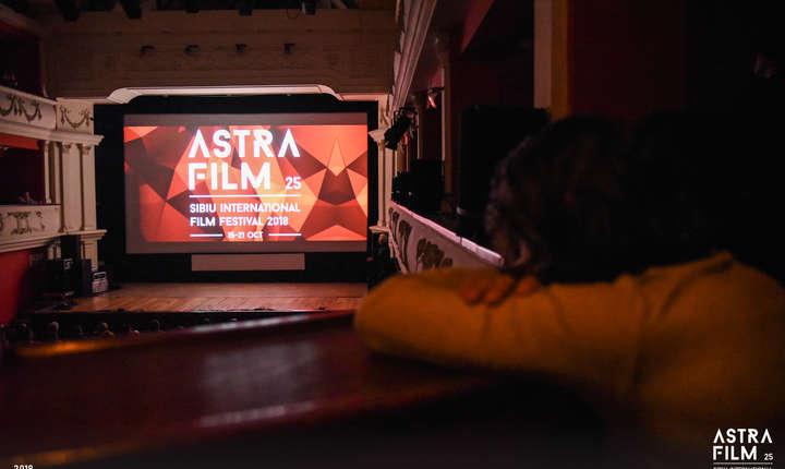 Deschidere Astra Film Festival 2018