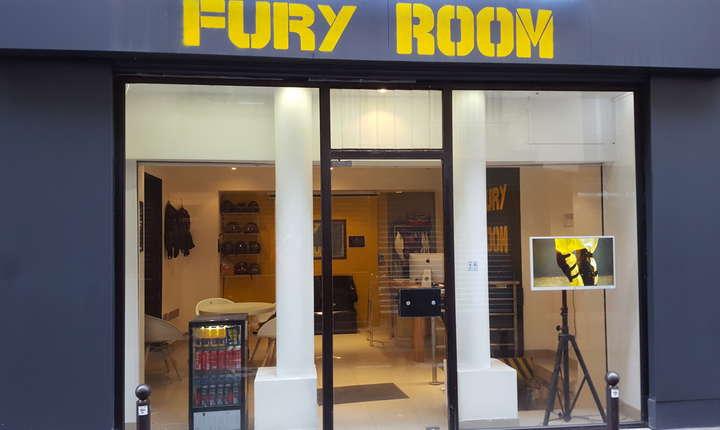 """Primul """"Fury Room"""" din Paris si-a deschis recent portile la doi pasi de Rue Saint-Denis"""