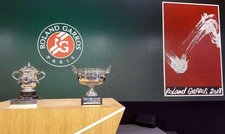 Trofeele masculin si feminin ale turnelui de la Roland-Garros