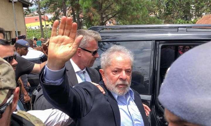 Lula da Silva, 2 martie 2019.