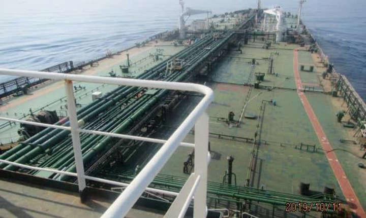 Petrolierul iranian Sabiti