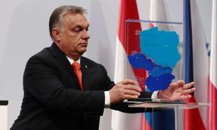 Viktor Orban, primul ministu al Ungariei