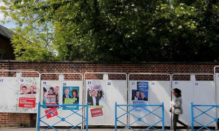21 de tari din 28 voteaza duminica, 26 mai, în cadrul alegerilor europene. Este cazul Frantei.