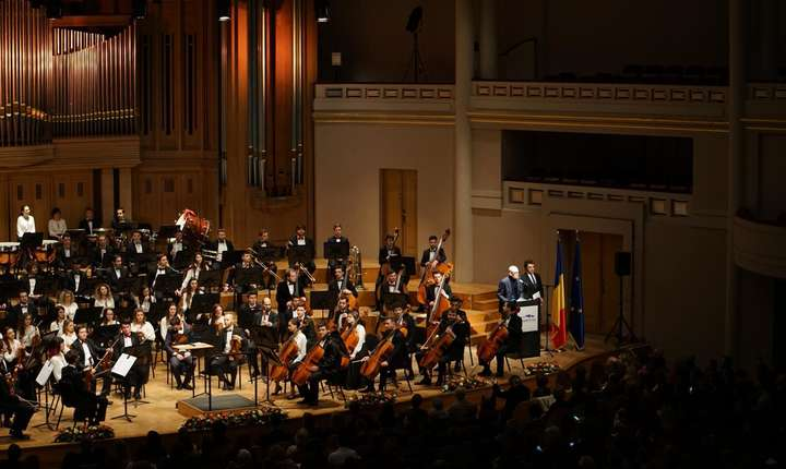 Concert român Bruxelles