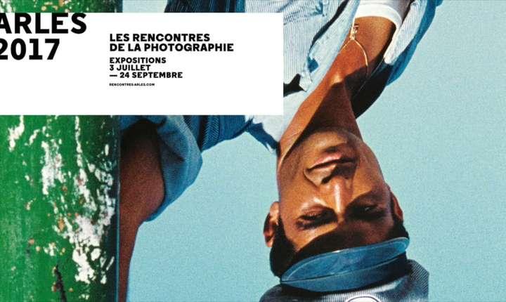 Afisul Intîlnirilor fotografice de la Arles 2017