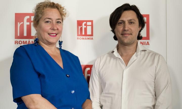 Dana Gruia-Dufaut și Dan Pavel