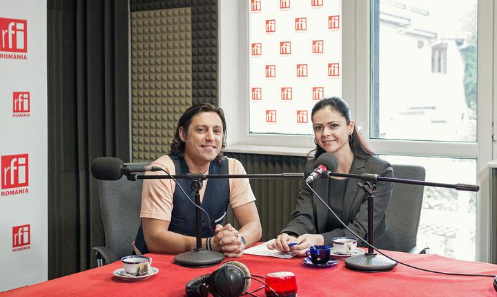 Dan Pavel și Floriana Enescu