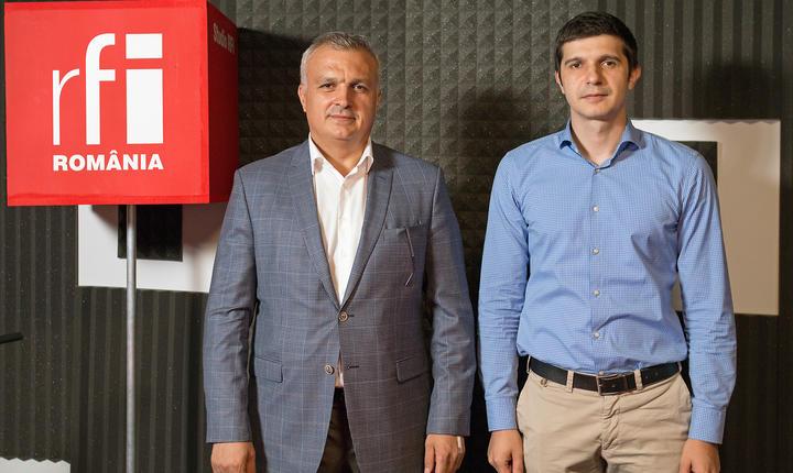 Cornel COCA-CONSTANTINESCU şi Mihai CRĂCEA la emisiunea Ora de risc