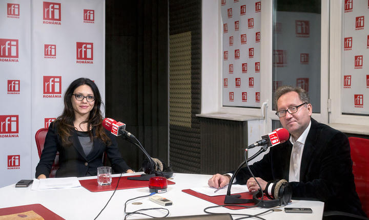 Daniela Dinu și Constantin Rudniţchi