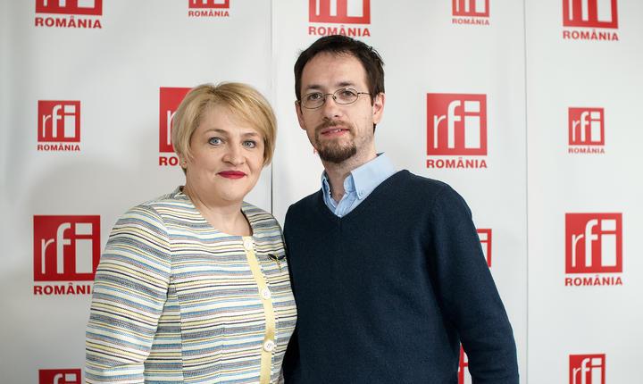 Lucia Varga și Cosmin Ruscior