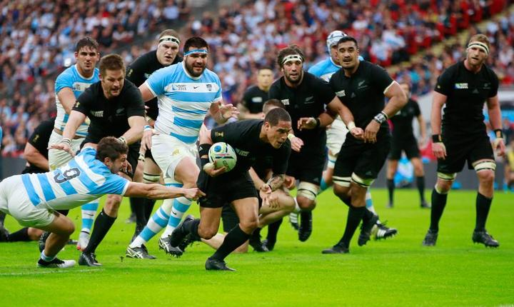 Aaron Smith marchează primul eseu al All Blacks