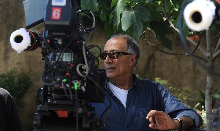 Cineastul Abbas Kiarostami