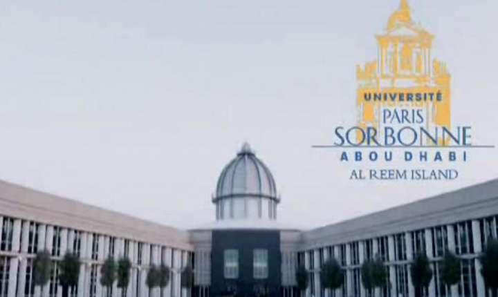 Sorbona la Abu Dhabi