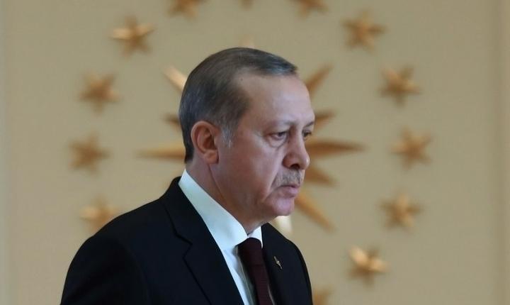 Preşedintele turc, Recep Tayyip Erdogan (Foto: AFP/Adem Altan)