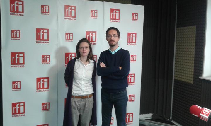 Invitata lui Cosmin Ruscior la Planeta Verde a fost reprezentanta ActiveWatch, Irina Zamfirescu.