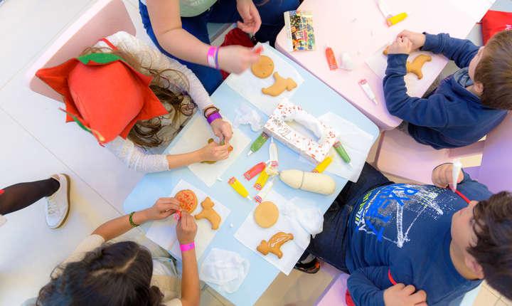 Activitati cu copii - Ajungem mari
