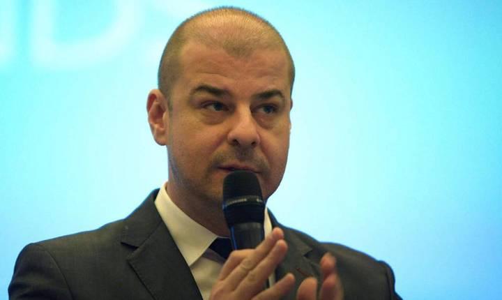 Adrian Dobre s-a înscris în partidul Pro România (Sursa foto: Facebook/Adrian Dobre)