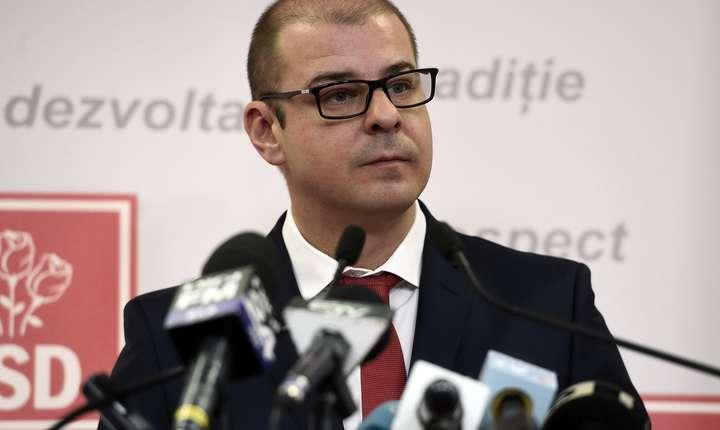 Adrian Dobre, demisionar din PSD (Sursa foto: site PSD)