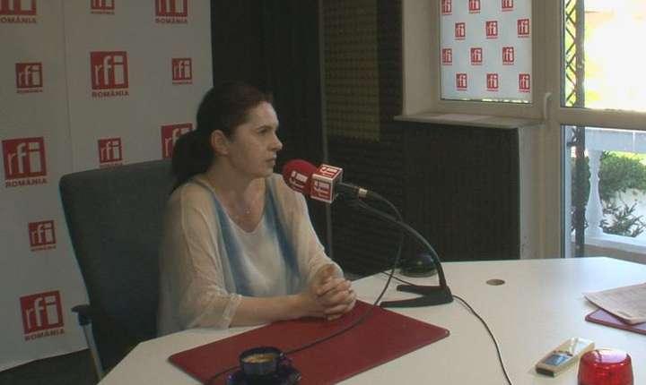 Adriana Săftoiu consideră că protestatarii nu sunt manipulaţi, aşa cum susţine PSD (Foto: arhivă RFI)