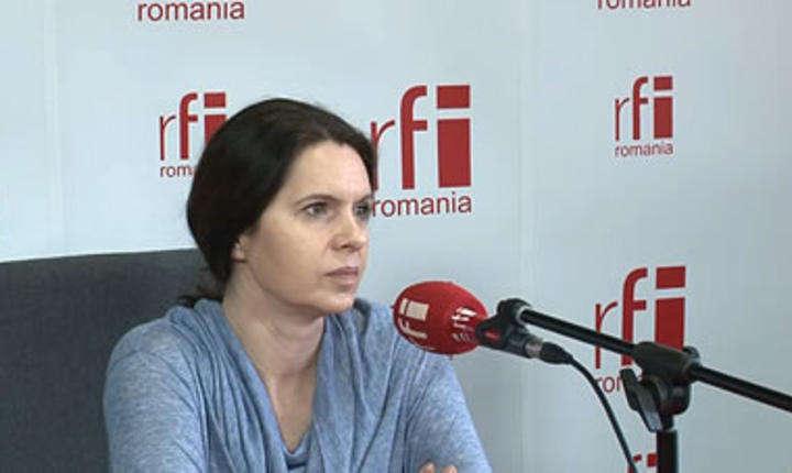 Adriana Săftoiu: PNL va vota împotriva amendamentului depus de Şerban Nicolae la legea graţierii (Foto: arhivă RFI)