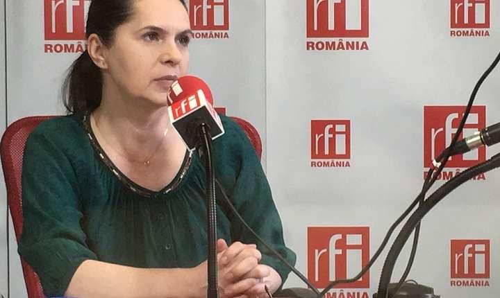 Adriana Săftoiu, despre alegerile din unele filiale PNL: Cooperative (Foto: RFI/Amedeo Achim)