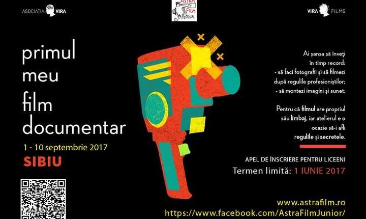 Afiș Astra Film Junior