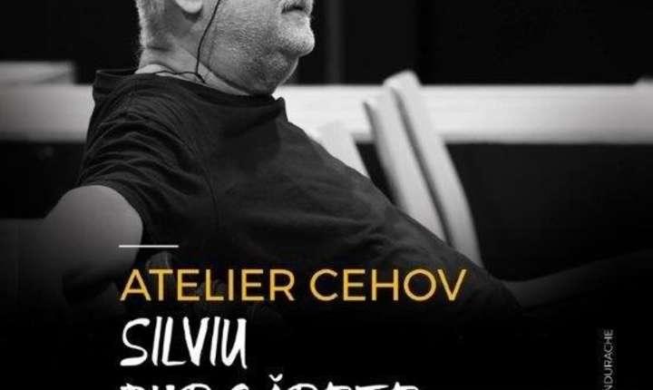 Afiș Atelier Cehov - regia Silviu Purcărete
