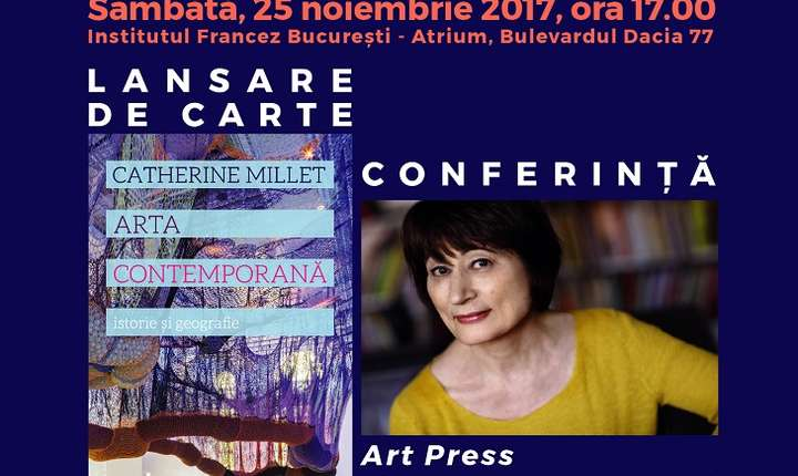 Afiș Catherine Millet