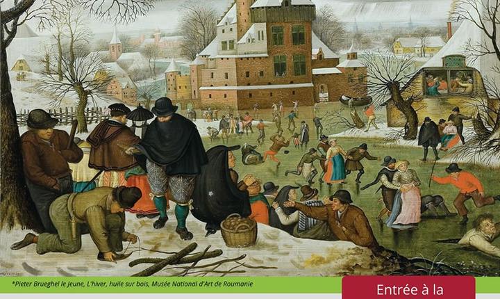 Afisul conferintei Dar unde sunt zăpezile de altădată? O istorie a iernii în Europa