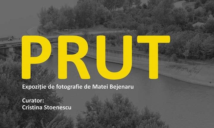 Afiș Expoziție - Prut. Imagine și teritoriu, Muzeul Național al Țăranului Român 2018