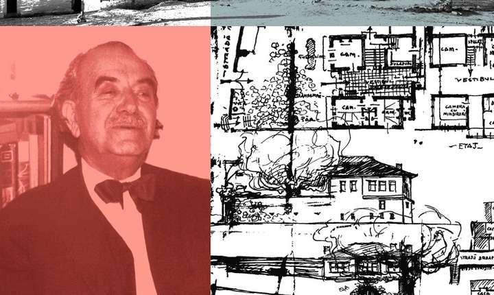 "Expoziția ""Profesorul nostru, arhitectul Gheorghe Simotta, aromân din Vlaho-Clisura"""