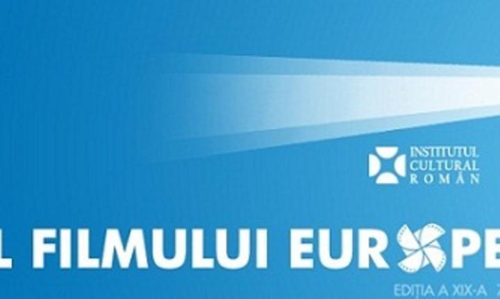 Afiș Festivalul Filmului European